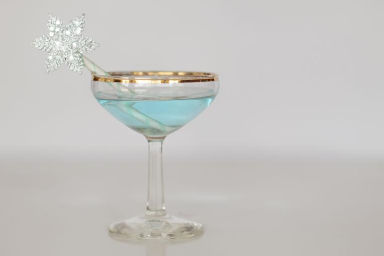 1920 Christmas Cocktail