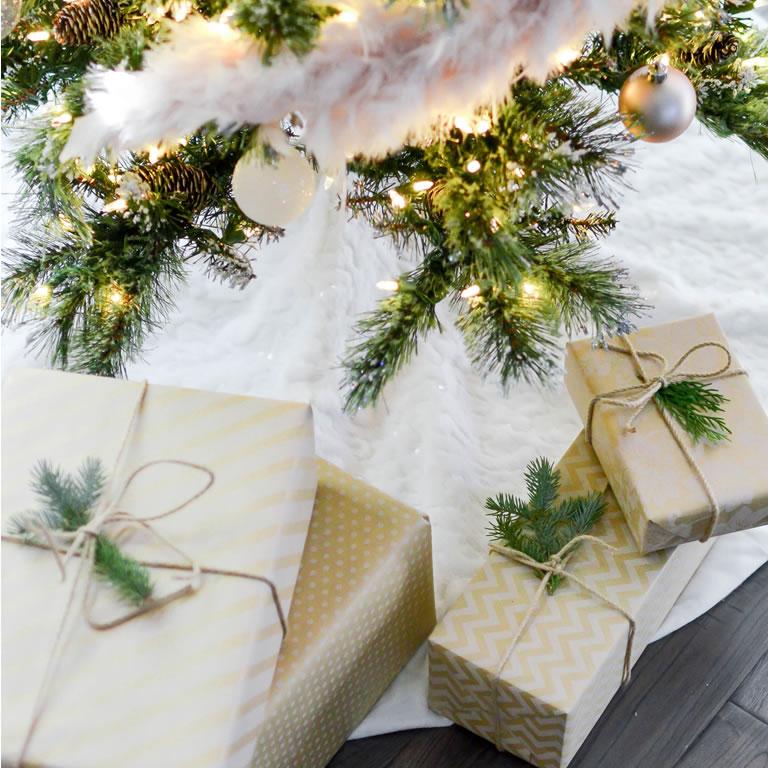 Christmas parcels