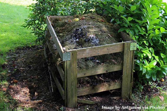 Compost Gardening Site