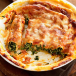 CIRIO's Cannelloni With Ricotta and Spinach Recipe