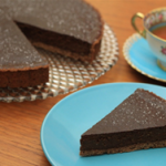 Dr Eva Chocolate Chestnut Tart Recipe