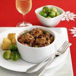 How To Make Vegetarian Christmas Pots