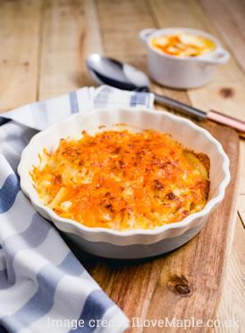 Maple Macaroni Cheese