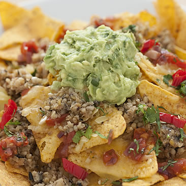 Vegetarian Nacho's