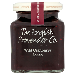 Wild Cranberry Sauce