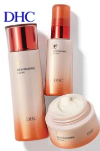 DHC Resveratrol skicare products
