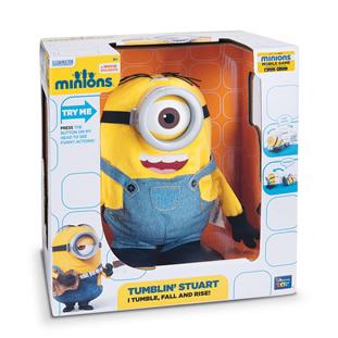 Minion Tumblin Stuart Toy 2015