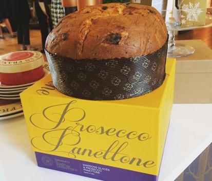 Sainsbury's Prosecco Panettone Christmas 2015
