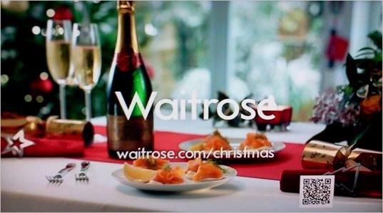 waitrose christmas 2015 food