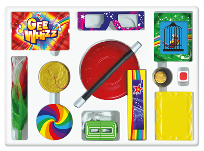 Gee Whizz contents tray LR