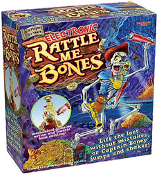 Drumond Park Electronic Rattle Me Bones Game