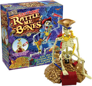 Drumond Park Rattle Me Bones Game Out Of The Box