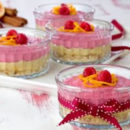 Orange Raspberry Cheesecake Featured Image