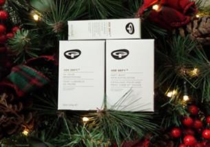 green peoples christmas gift set 2015