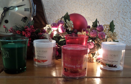 Heart and Home Christmas collection 2015