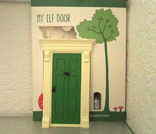 my elf door