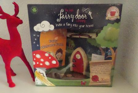 The Irish Fairy Door Christmas gift 2015