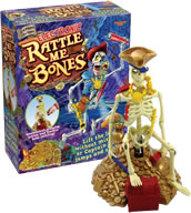 Win 1 Of 4 Drumond Park Electronic Rattle Me Bones Games