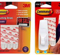 Make Hanging Christmas Decorations Easy With Command From 3M