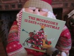 I See Me! My Twelve Days Of Christmas Personalised Book