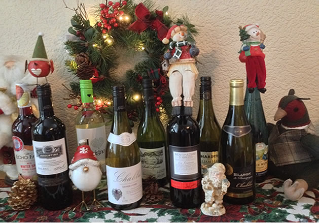 Wines At Christmas