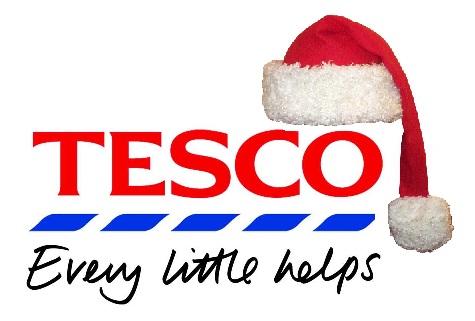 tesco-christmas-logo
