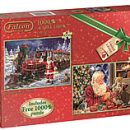 Jumbo Announces Limited Edition Christmas Puzzles