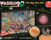 Festive Fun With Jumbo Games Christmas Jigsaw Puzzles