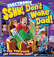Shh Don't Wake Dad Image