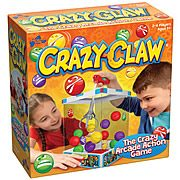 Crazy Claw Arcade Action Game from Drumond Park