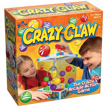 Crazy Claw - box