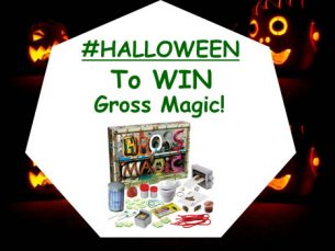 Win Gross Magic Game on Facebook for Halloween