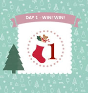 Day 1 #12XmasDays – WIN a HUGE Bundle of Very Hungry Caterpillar Goodies Worth £111