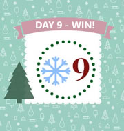 Day 9 #12XmasDays – WIN One Of FIVE Crabtree & Evelyn Skin Duo Sets