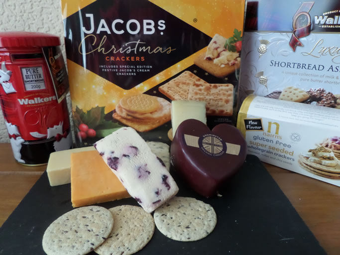Christmas Food Gift Guide 2016 Our Favourite Biscuits Snacks