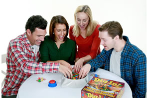 Drumond Park Dig in Games