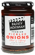 Hot Pickled Onions