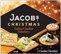 Jacobs Christmas Crackers