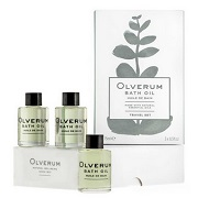 Christmas Never Smelled So Good With The Olverum Bath Oil Travel Set