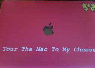 Personalised MacBook MrNutCase.com