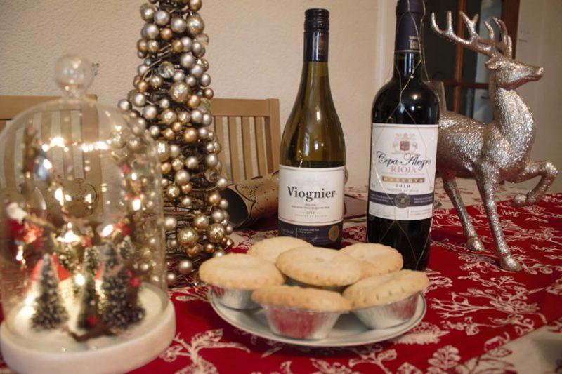 Sainsburys Christmas Table