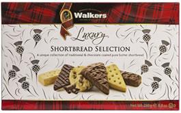 Walkers Luxury Shortbread