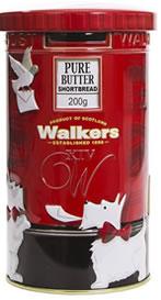 Walkers Postbox Shortbread
