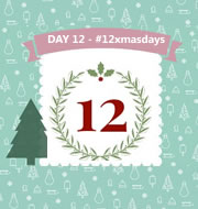 Day 12 #12XmasDays – WIN A BUNDLE OF GOODIES WORTH OVER £650!