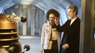 Dr Who Peter Capaldi