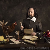 Upstart Crow Christmas Special 2017 Revealed For BBC Two