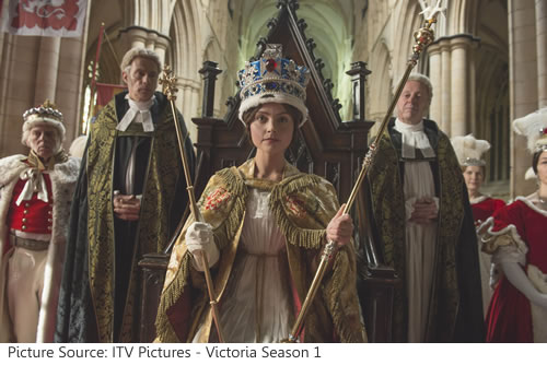 ITV Victoria Series One