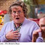 Mrs Brown's Boys Christmas AND New Year Special's Confirmed