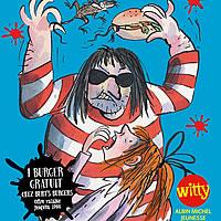 David Walliams 'Ratburger' on Sky 1 this Christmas
