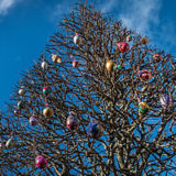 Easter Christmas Tree